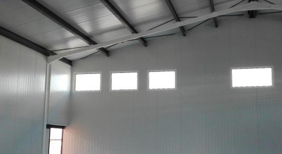 Obra Nueva: Nave Industrial en Colmenar Viejo