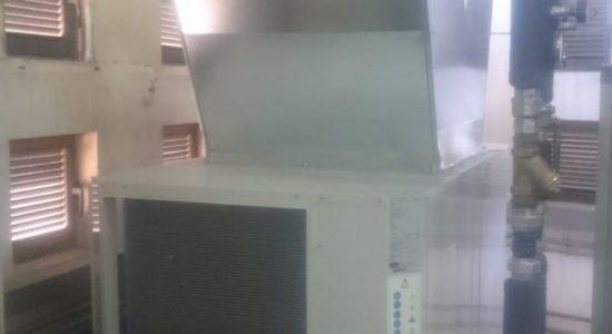 Mantenimiento de equipo de climatización