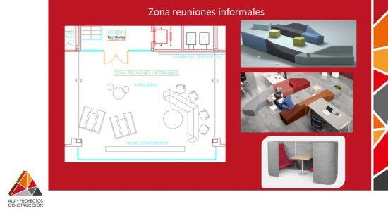 Zona reuniones informales