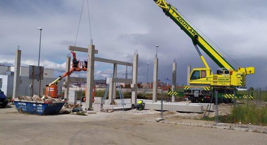 Construcción de nuestra nueva sede