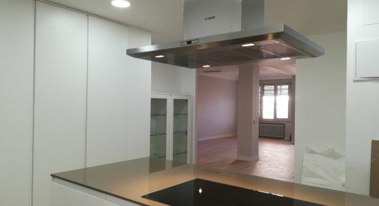Reforma Integral en vivienda calle Castelló