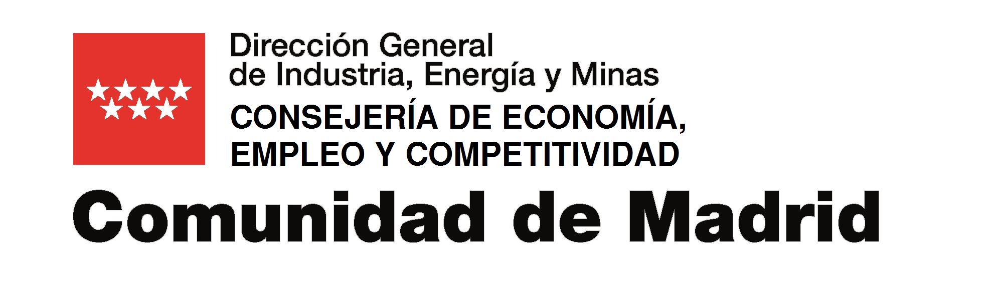 EMPRESA AUTORIZADA CON CATEGORÍA ESPECIALISTA POR EL MINISTERIO DE INDUSTRIA COMO EMPRESA INSTALADORA:
